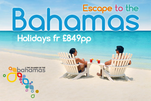 Escape to the Bahamas