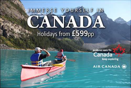 Immerse in Canada