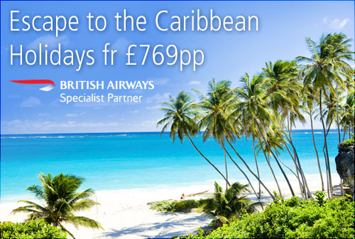 Escape to the Caribbean