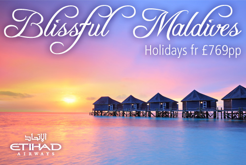 Blissful Maldives