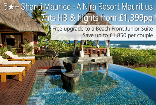 Luxury Shanti Maurice - A Nira Resort