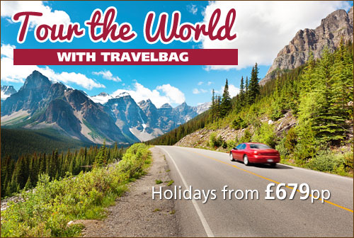 Tour the World with Travelbag