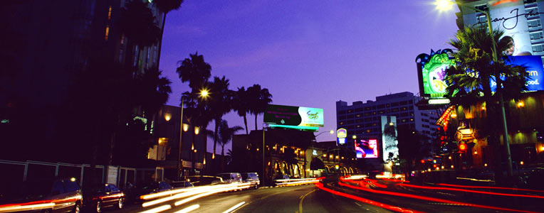 Sampling West Hollywood's nightlife