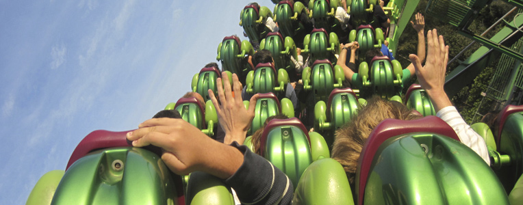 The Best Rollercoasters in the US
