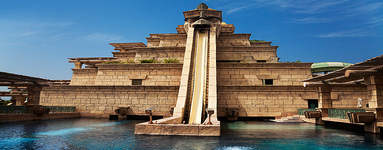 Adrenaline Junkies: Waterparks of Dubai