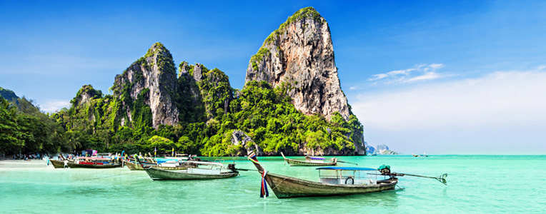 When's the best time to visit Thailand