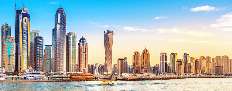 When's the best time to visit Dubai?