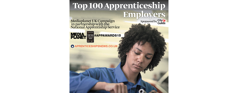 Travelbag a Top Apprenticeship Employer