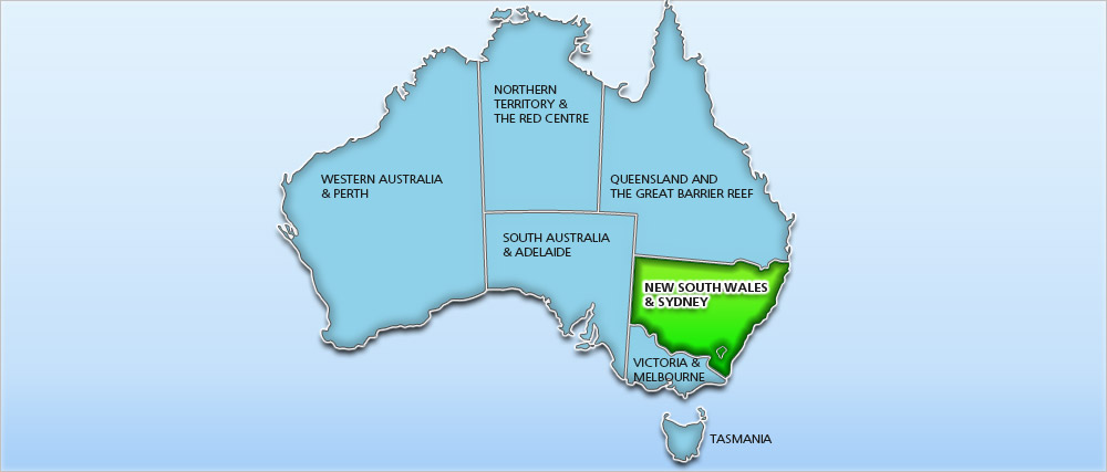 New South Wales & Sydney