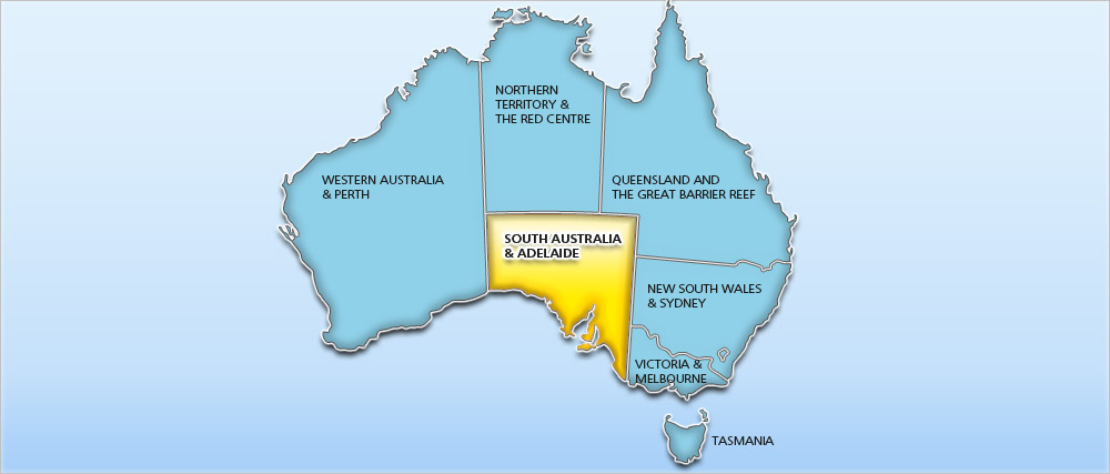 South Australia & Adelaide