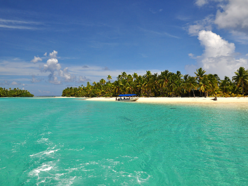 July Weather Cook Islands