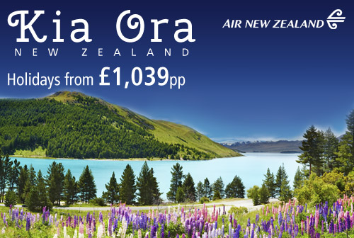 Kia Ora New Zealand