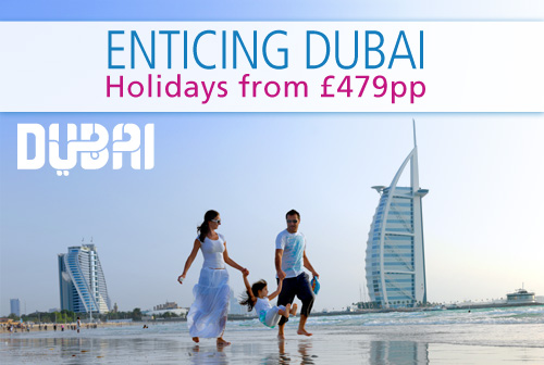 Enticing Dubai