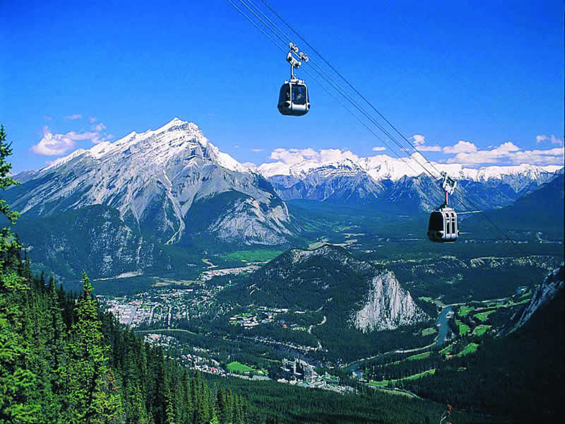 Banff Tour Packages From Toronto