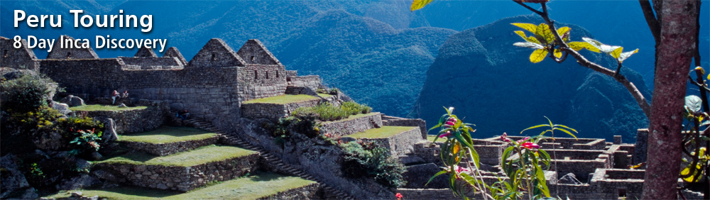 Travelbag tours of Peru
