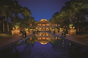 The Palace at One&Only Royal Mirage