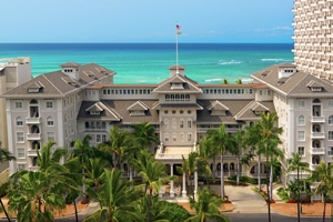 Moana Surfrider, A Westin Resort & Spa, Waikiki