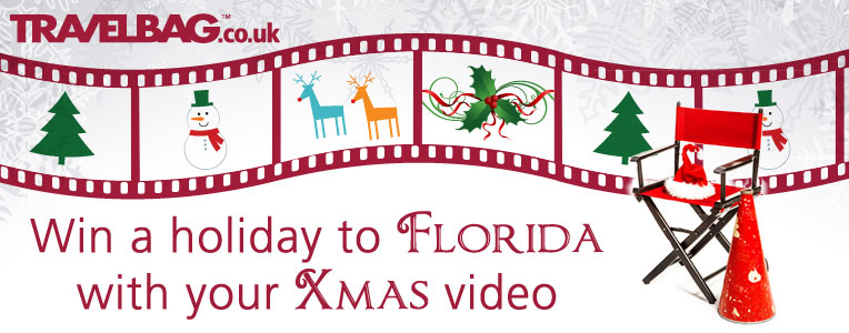 Win a holiday to Florida