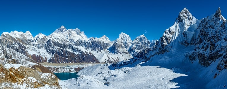 Mount Everest views