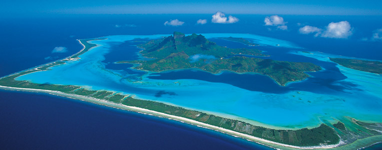 Holiday like a celeb in Tahiti
