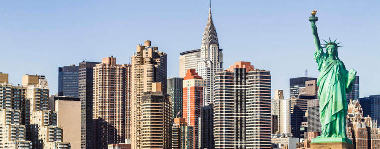 Win Two Flights to New York