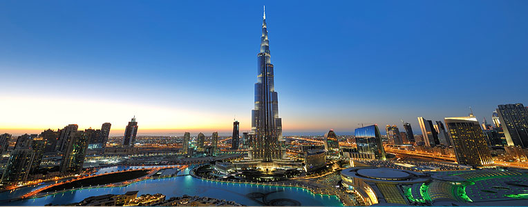 Brilliant Buildings in Dubai
