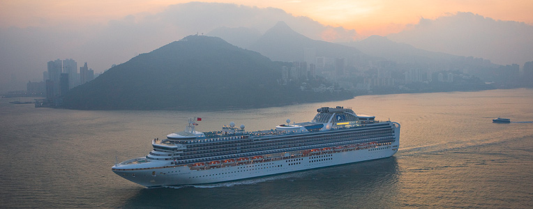 Princess Cruises' Top 10 Cruise Destinations
