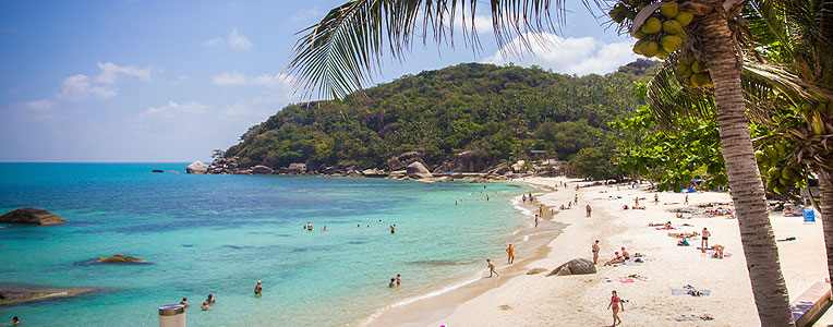 The best beaches to visit in Thailand