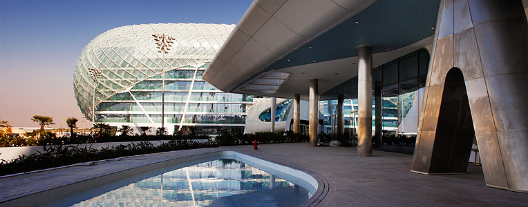 Top 10 Luxury Experiences In Abu Dhabi