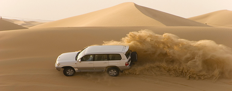 Dubai Adrenaline Junkies: Desert Safari