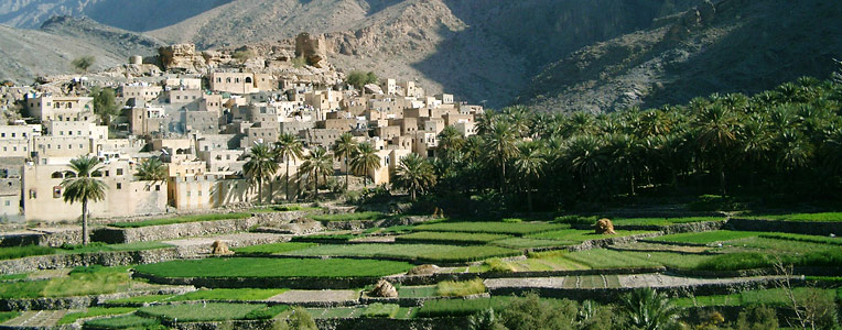 48 hours in Oman