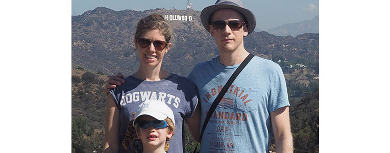 Los Angeles and San Diego With Kids!
