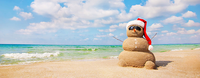 A third of Brits choose to spend Xmas abroad