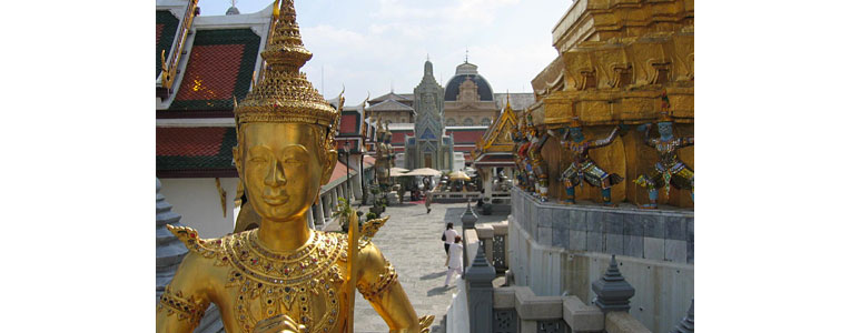 A guide to Bangkok