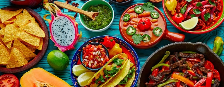 Top 5 Dishes to try in Mexico
