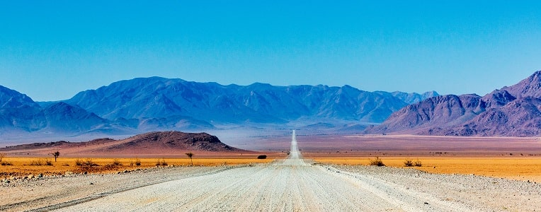 The Road Less Travelled: A Holiday in Namibia