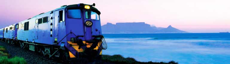 Africa Rail Travel