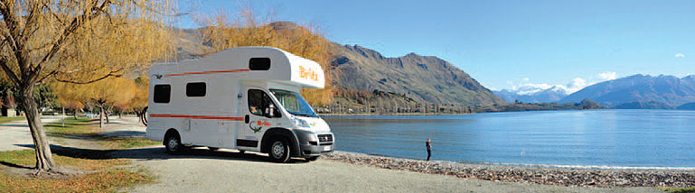 New Zealand Motorhomes Britz