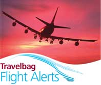 Sign up for Flight Alerts
