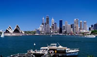 The exciting city's of Australia