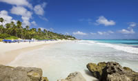Barbados white sand beaches