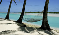 The relaxing beaches of the cook_islands
