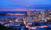 The exciting city of San Francisco