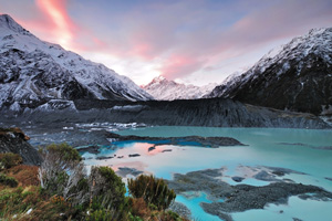 2nts Christchurch & 10 day South Island Motorhome hire