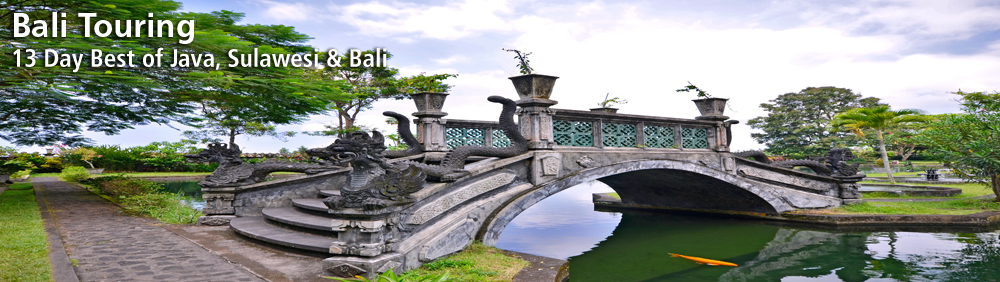 Bali touring Holidays with Travelbag