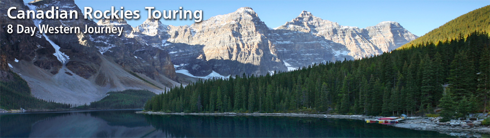 Tours to the Canadian Rockies