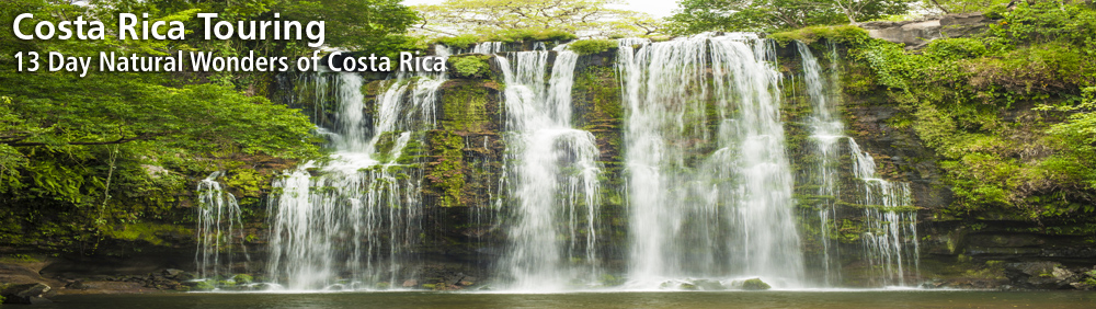 Travelbag tours of Costa Rica