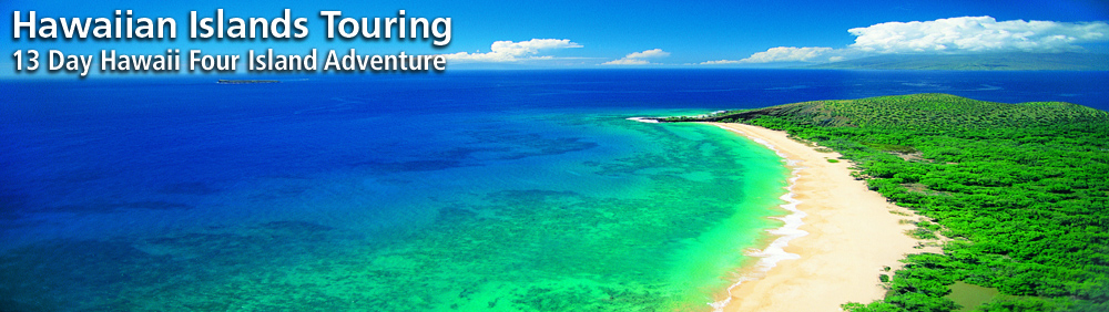 Escorted Tours of Hawaii