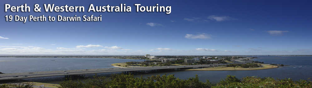 Perth touring holidays