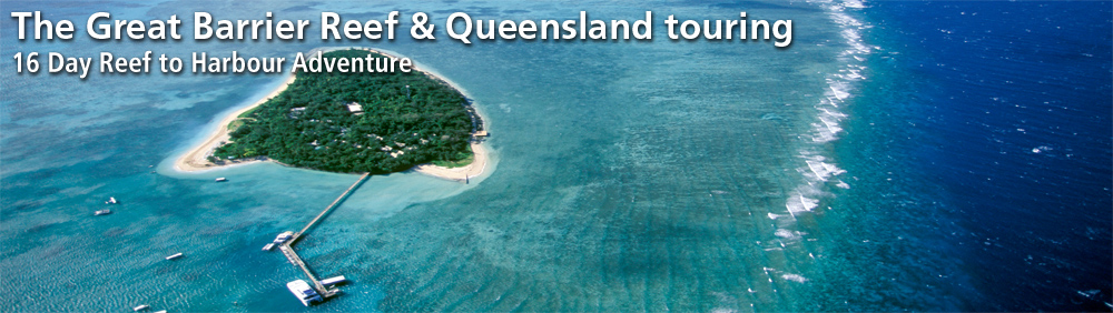 Tours of the Great Barrier Reef
